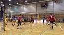 Volleyball: AZS AGH Kraków - STS Olimpia Sulęcin [Skrót]. 2018-10-10