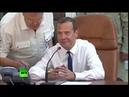 Заговор Плоская Земля, Почему Медведев так любит стебаться про Космос, ОН знает что его просто НЕТ