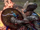 Нганасанский шаманизм. Камлание шамана