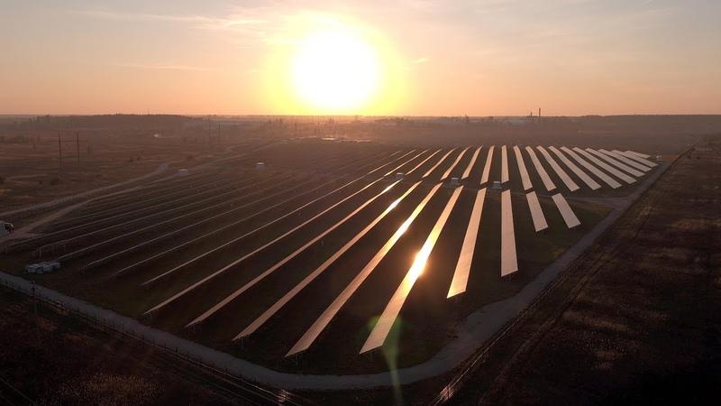 Солнечная электростанция, Димерська СЕС-1