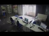 Мужчина с ножом напал на девушку прямо в офисе