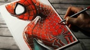 Speed Drawing SPIDER-MAN