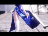 【東方MMD】 チャイナな咲夜さんで[A]ddiction