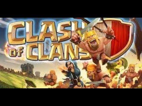 Обзор Моего клана Clash of Clans