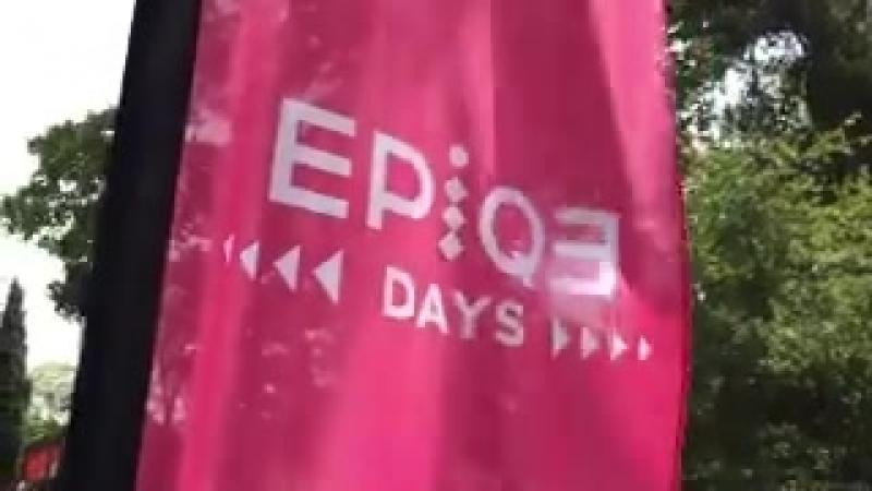 EPIQE Days 24 июня на ипподроме Paris-Vincennes