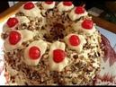 Настоящее королевское угощение! Рецепт этого торта-венка будут просить все подруги