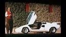 Lamborghini Countach | Ferrucio Lamborghini Valentino Balboni | Передача 60 минут