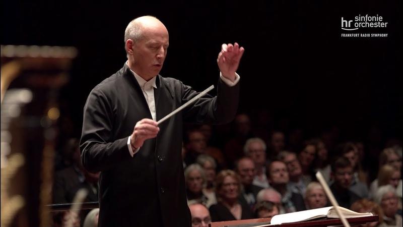 Schmidt: 4. Sinfonie ∙ hr-Sinfonieorchester ∙ Paavo Järvi