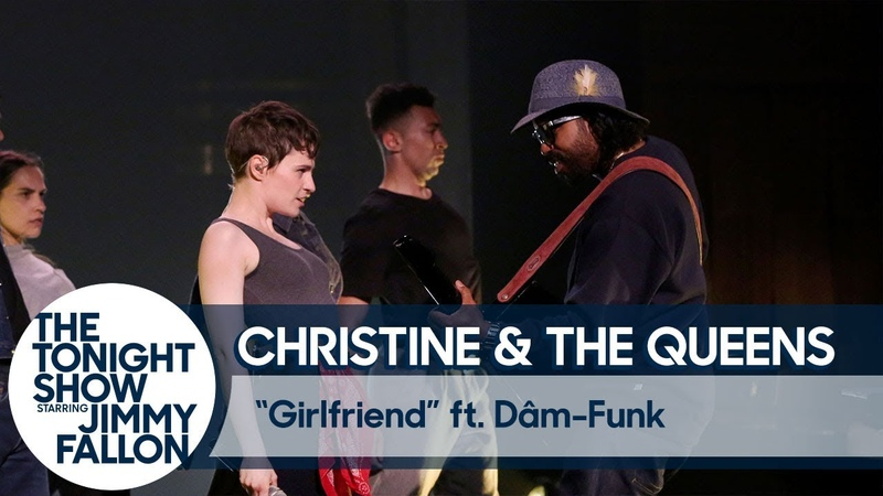 Christine and the Queens ft. Dâm-Funk Girlfriend