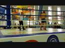 14.10.18г.Волжский. Секунданты в углу финального боя, особенно когда сын боксирует .. эмоции на приделе