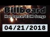 Billboard Hot DanceElectronicEDM Songs TOP 50 (April 21, 2018)