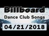 Billboard Dance Club Songs TOP 50 (April 21, 2018)