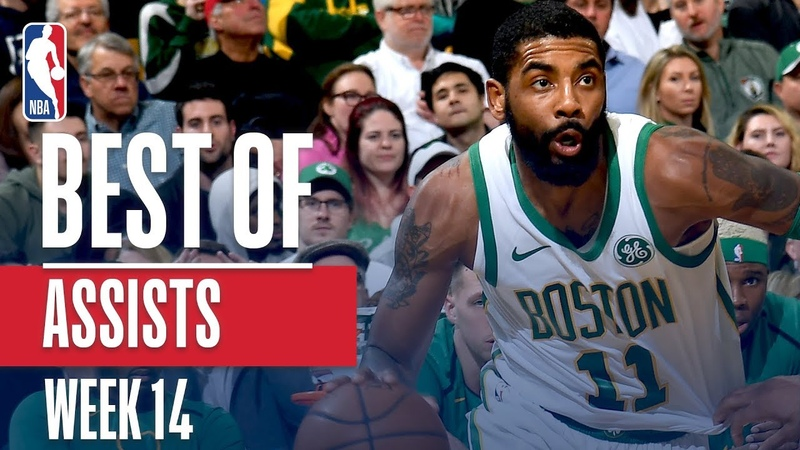NBA's Best Assists | Week 14 | State Farm