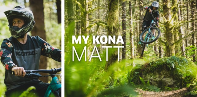 My Kona - Matt Shelton