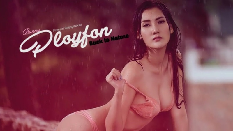 Model Sexy THAILAND Bunny Ployfon BTS