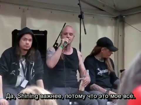 Shining at MasterClass Devilstone 2013 Part 3 rus subs
