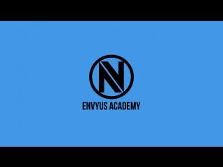 ESEA MDL 28: Gambit Esports vs EnVyUs Academy