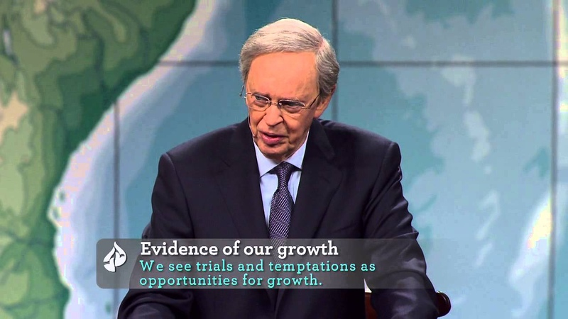 The Second Step: Growth – Dr. Charles Stanley
