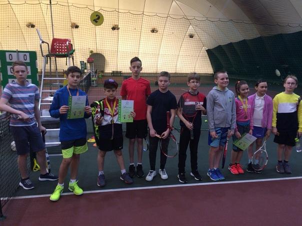 Турнир Challenger Junior. 18.03.2018
