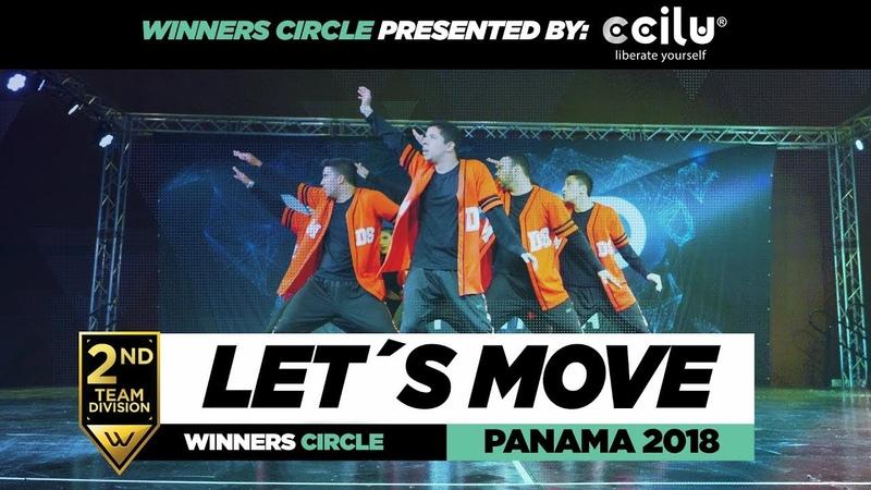 LET´S MOVE| 2nd Place Team | Winners Circle | WOD PANAMA 2018 | WODPANAMA2018