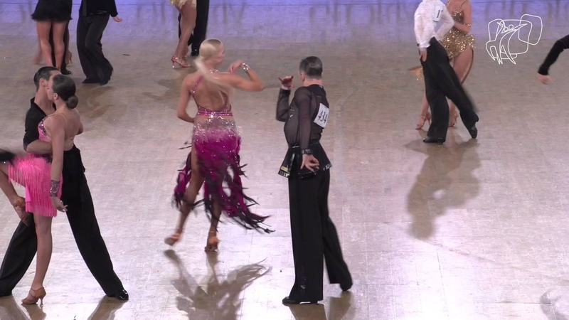 Lopatin - Lillo, RUS | 2014 GS LAT Moscow R1 R | DanceSport Total