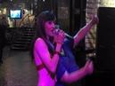 Дина Лав (Черников) в Гидрозоне| Гидропарк| Live| Cover Dana International| Киев