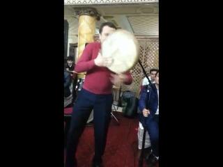 Shurikjon & Sher solo doira dhol Samarkand urgut 👏👏👏👏👍👍