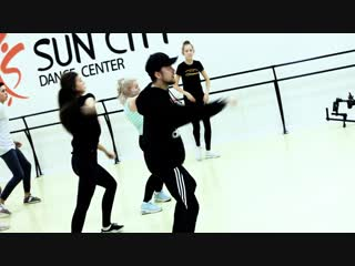 Мастер-класс Бориса Рябинина (Hip-Hop 14+) Sun City Dance Center, STR