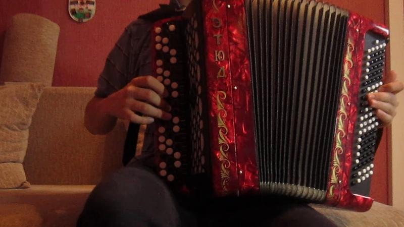 Кубэлэк на баяне Кубаляк на баяне Татарские песни