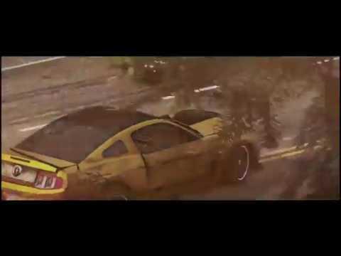 Самый епичный трейлер игры про гонки