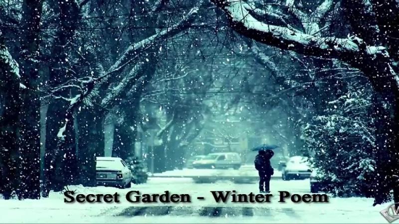 Secret Garden - Winter Poem (Great instrumental music)