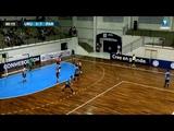 Conmebol Liga Sudamericana Futsal - zona sur Uruguay vs Paraguay