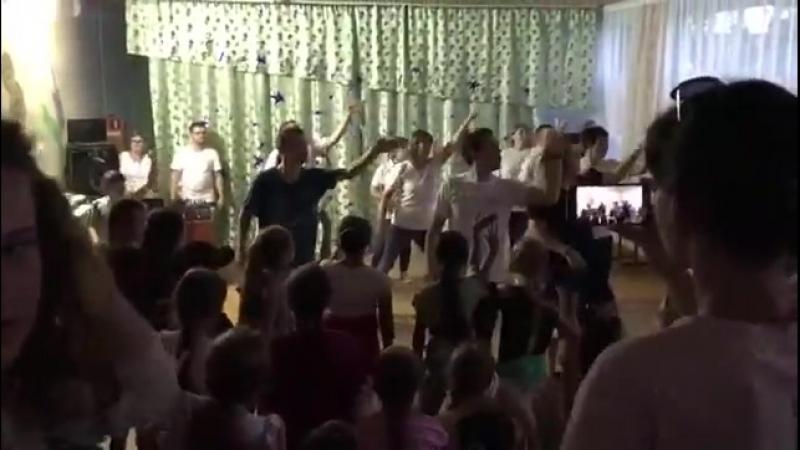 танец Сиса сисаса