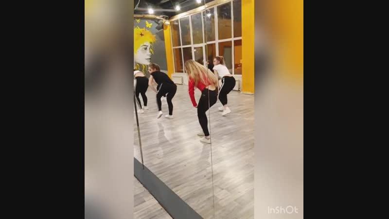 16 Shots- Stefflon Don part 1 girls ChoreographyEnerDance