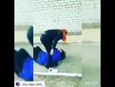 Девушка из 31 училища жестоко избивает подругу