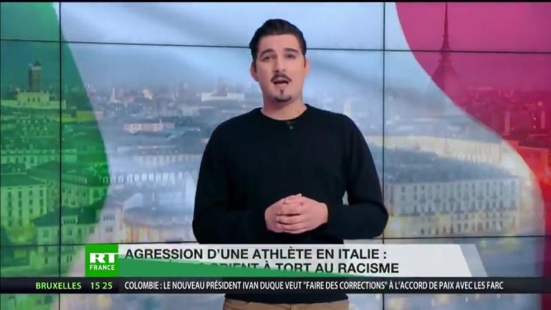 Fausse agression raciste dOsakue Un journaliste dénonce lobstination des médias (RT, 080818)
