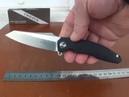 TwoSun TS27, D2 лезвие, G10 ручка, Флиппер, Тактический, подшип