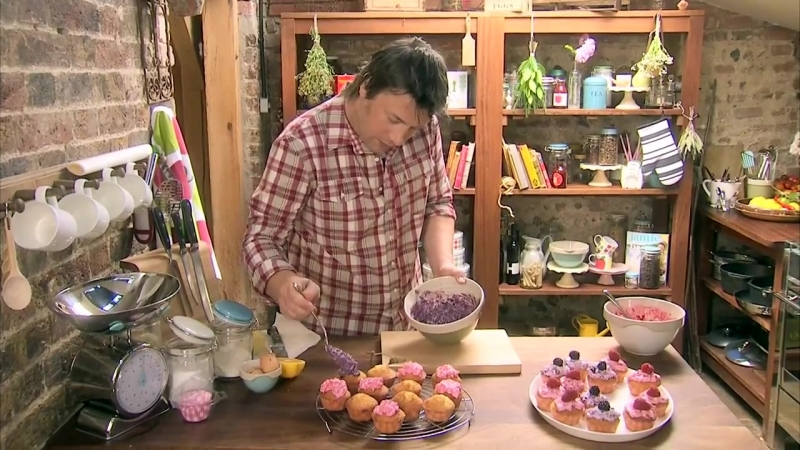 Джейми Оливер. Кулинарный канал Jamie Olivers Food Tube.