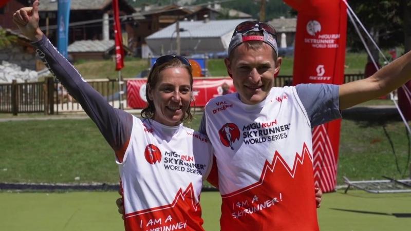 Odlo High Trail Vanoise 2018. Первая победа Дмитрия Митяева на этапе мировой серии по скайраннингу!