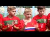 Товарищеский матч со школой-интернатом №1футбол