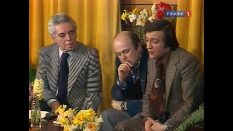 Г.Хазанов. Повторение Пройденого.(18). (2011.02.20).2011