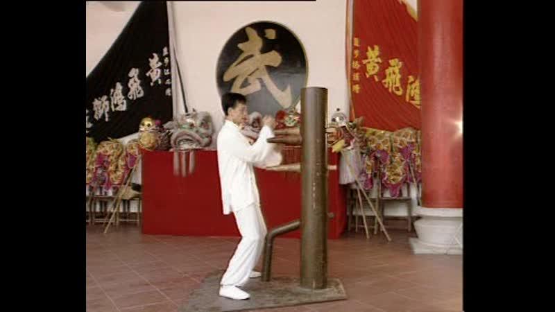 Pan Nam Ving Chun. Part 4.