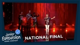 Manw - Berta - Wales - National Final Performance - Junior Eurovision 2018