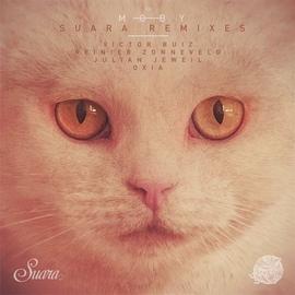 Moby альбом Suara Remixes