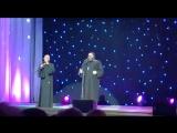 Наргиз и Макс Фадеев в Новосибирске (шоу пародий)