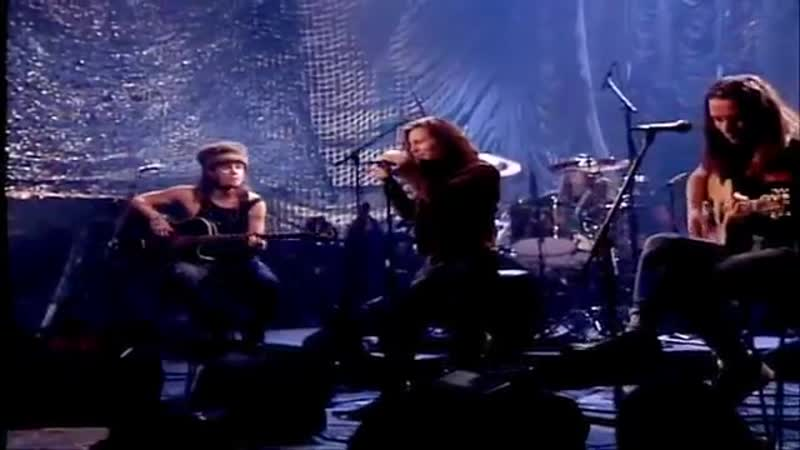 Pearl Jam Black HD High Definition Unplugged