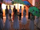 Amalia chiazna -dansul umbrelutelor.MOD