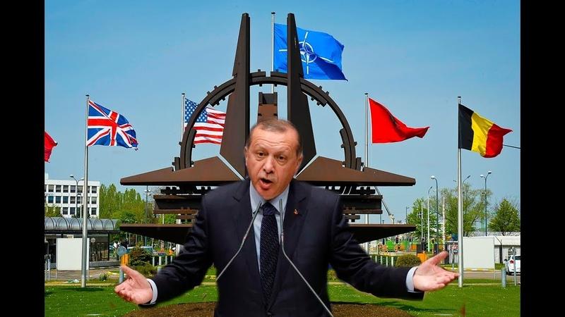 Санкции США против Турции запустят апокалипсический сценарий для НАТО...