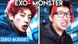 K-POP WITH ZERO BUDGET! (EXO- 'MONSTER')