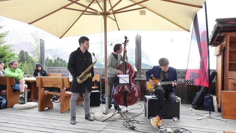 Südtirol Jazzfestival Alto Adige - Baas - van Gelder - van der Feen